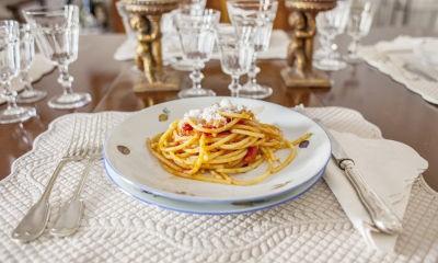 Il gusto della cucina romana
