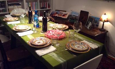 Sapori vegetariani a Milano
